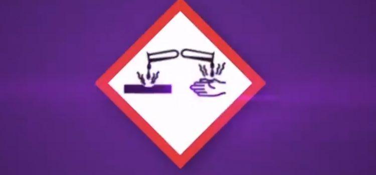 Ενημερωτικό βίντεο (σποτ) CLP: Εικονογράμματα Κινδύνου
